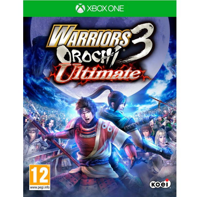 Warriors Orochi 3 Ultimate, за Xbox One image