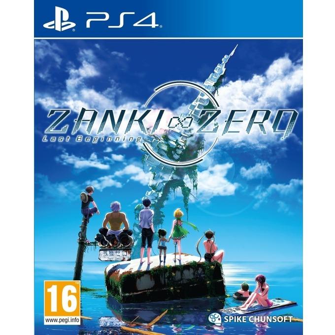 Игра за конзола Zanki Zero: Last Beginning, за PS4 image