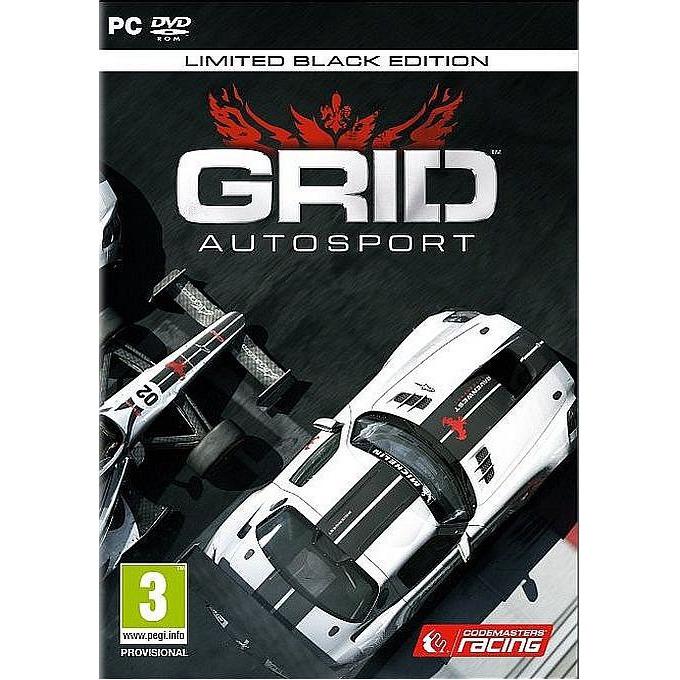 GRID Autosport Limited Black Edition, за PC image