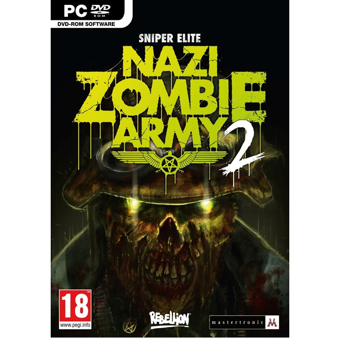 Игра Sniper Elite: Nazi Zombie Army 2, за PC image