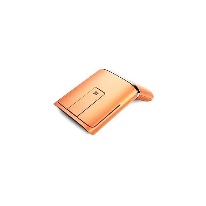 Мишка Lenovo N700, 1200dpi, оранжев, USB image
