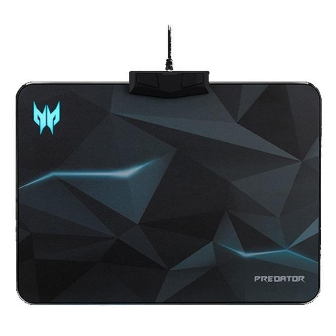 Подложка за мишка Acer Predator Mousepad PMP810 RGB, гейминг, черна, 256 x 355 x 17 mm image