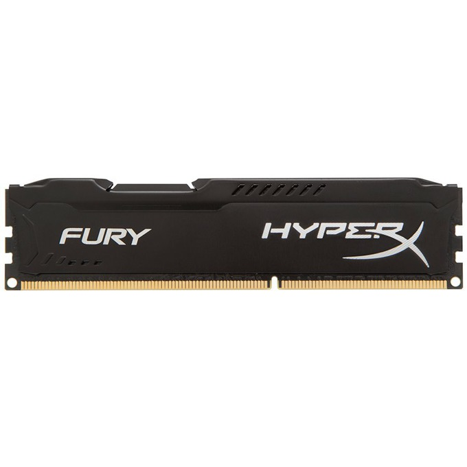 8GB DDR3 1866MHz, Kingston HyperX FURY, 1.5V image
