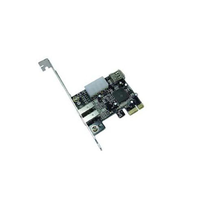 Adapter PCI-E x1 към 3x IEEE1394 (FireWire) image