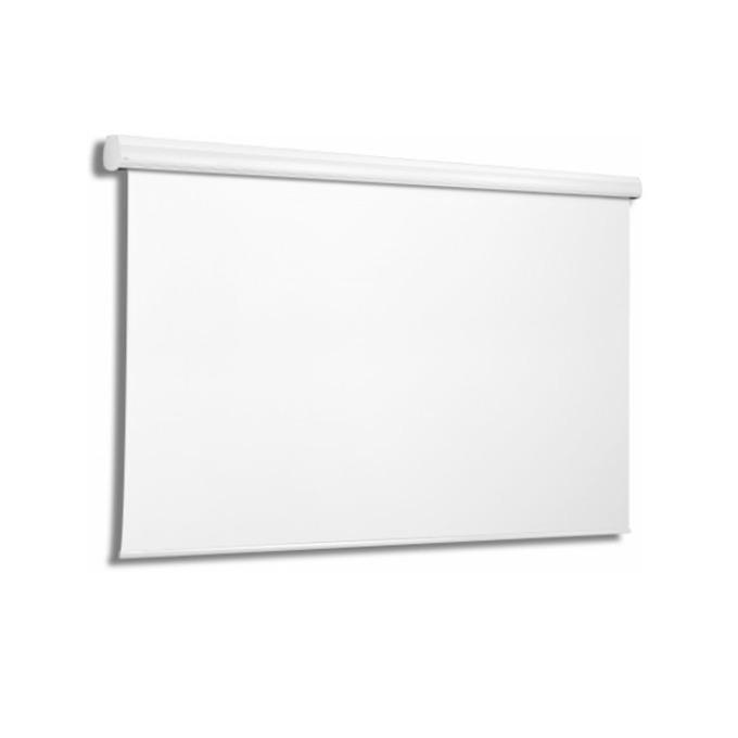 "Екран Avers SOLAR 45-34 MWP, стенен/таванен монтаж, Matt White P, 450 x 338 см, 217"" (551.18 cm), 4:3 image"