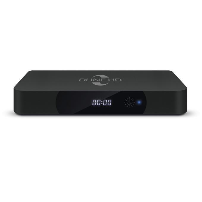 Медиа плейър DUNE HD Pro 4K, четириядрен Realtek RTD1295 SoC 1.2GHz, 2GB RAM, 16GB Flash памет, Wi-Fi, HDMI, USB, LAN1000 image