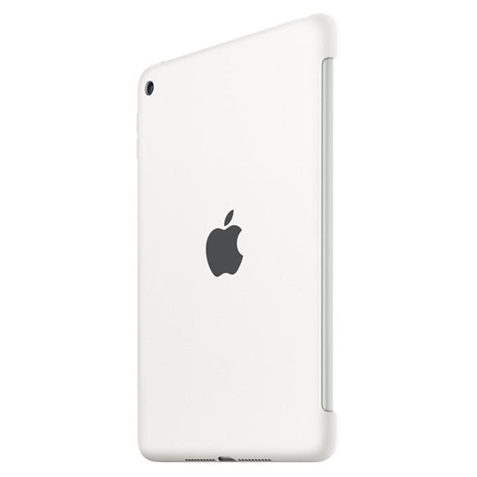 """Оригинален силиконов протектор Apple за таблет iPad mini 4, до 7.9"""" (20.07 cm), бял image"""