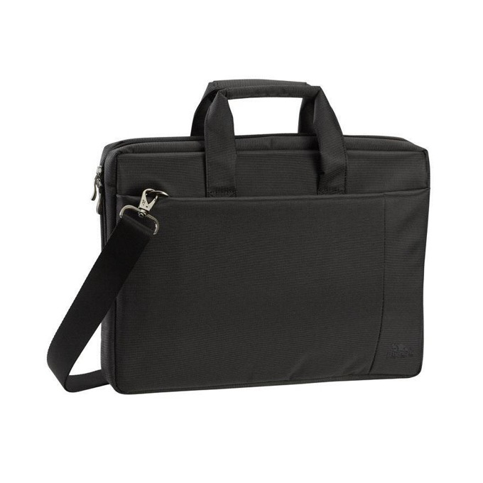 """Чанта за лаптоп Rivacase 8231 до 15.6"""" (39.60 cm), полиестер, черна image"""