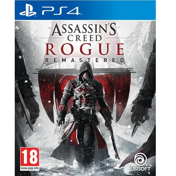 Игра за конзола Assassins Creed Rogue Remastered, за PS4 image