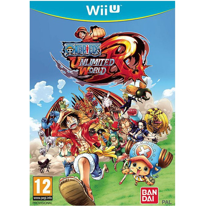 One Piece Unlimited World Red, за WII U image