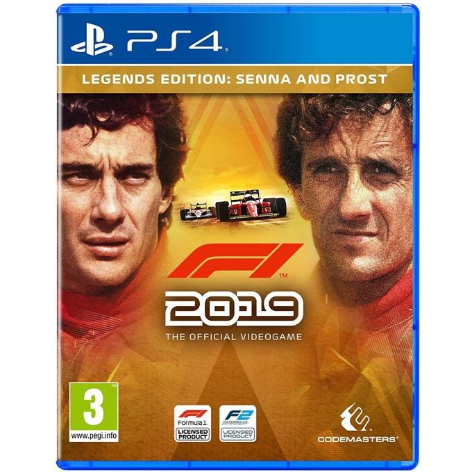 Игра за конзола F1 2019 - Legends Edition, за PS4 image
