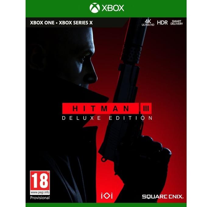 Hitman III Deluxe Edition Xbox One product