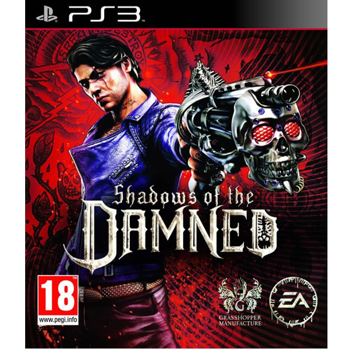 Игра за конзола Shadows of the Damned, за PlayStation 3 image