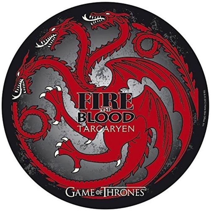 Подложка за мишка Game of Thrones - Targaryen image