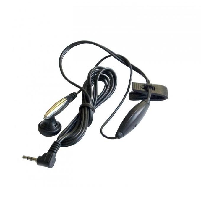 Слушалки Cobra Handsfree, 2 броя, микрофон, за радиостанции Cobra, черни image
