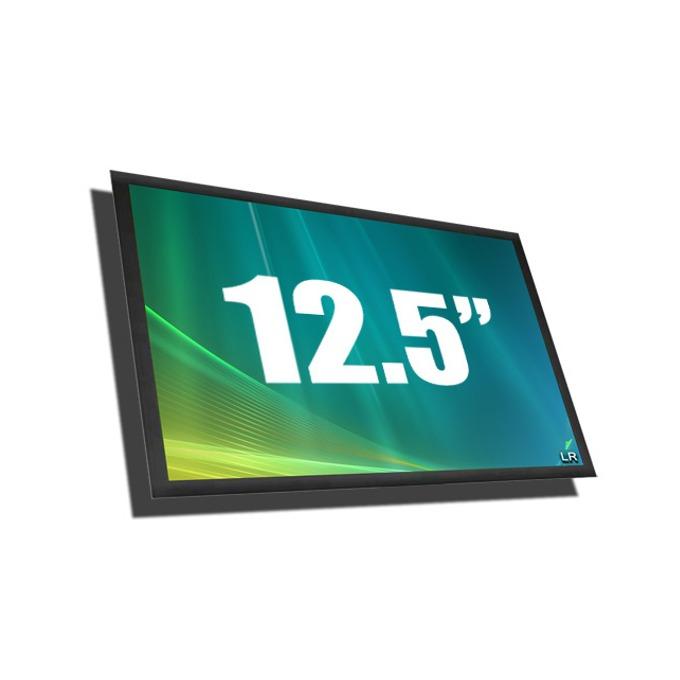 """Матрица за лаптоп Boe Hydis HB125WX1-200, 12.5"""" (31.75cm), WXGAP+ 1366:768 pix, матова image"""