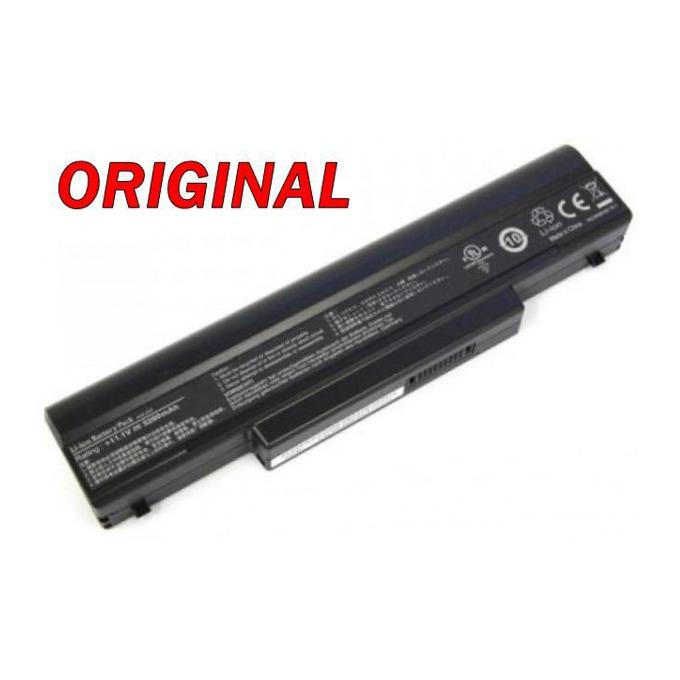 Батерия (оригинална) ASUS, съвместима с S37/Z37, 6cell, 11.1V, 5200mAh image