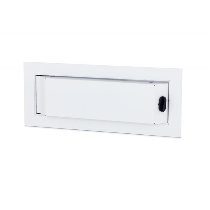 Ел. табло Triton SNA-01-C51-YXX-X1, 500 x 110 x 166 мм, IP30 защита, бял image