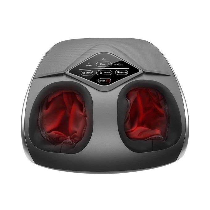Mасажор за крака Rexton FR-F32B, функция за подгряване, почукване и интензивност на масажа image