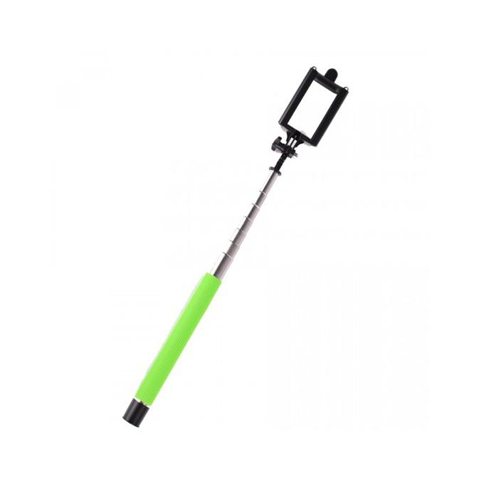 Селфи стик Tellur TL7-5W, безжичен, зелен image