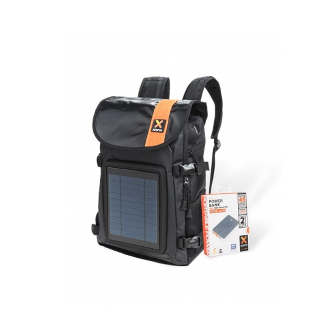 Раница A-Solar Xtorm Helios Backpack + Power Bank Air, 4W соларен панел, 9000mAh батерия image