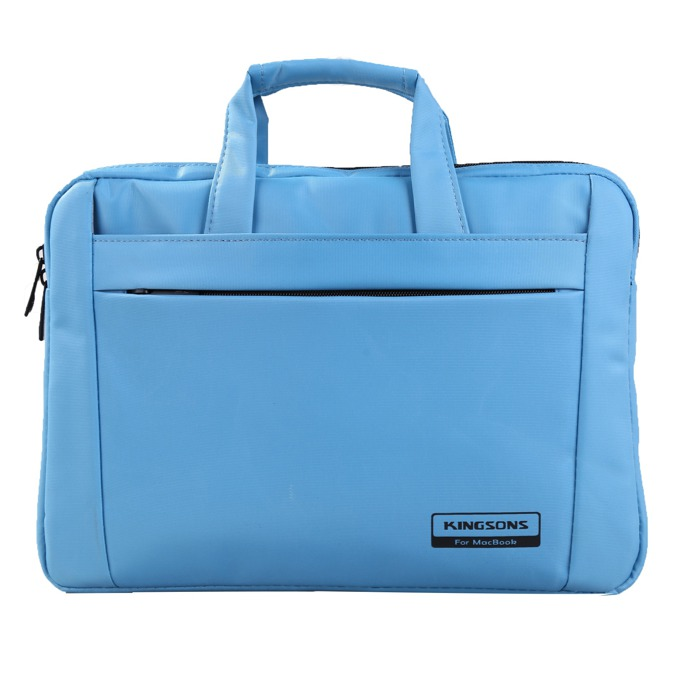 "Чанта за лаптоп Kingsons Chisel Series 13.3"", синя (KS6195W-BL)  image"