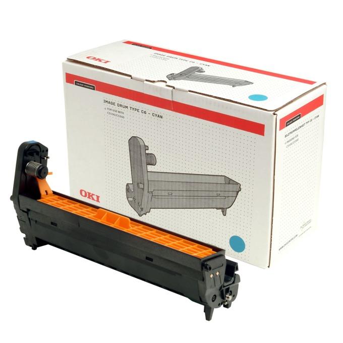 КАСЕТА ЗА OKI C 5100/5200/5300/5400 - Drum Cyan product