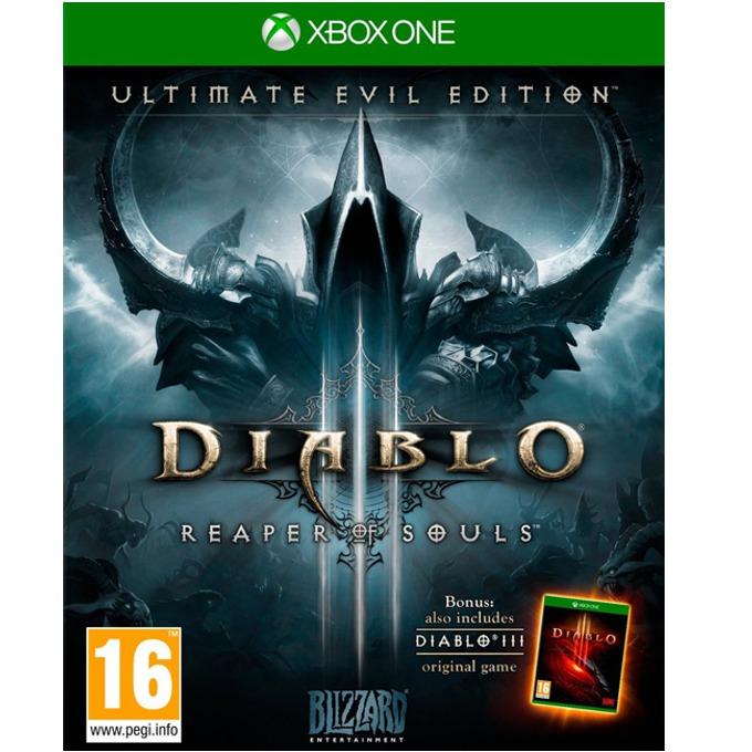 Игра за конзола Diablo III: Reaper of Souls Ultimate Evil Edition, за XBOX ONE image