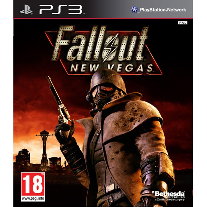 Fallout New Vegas product