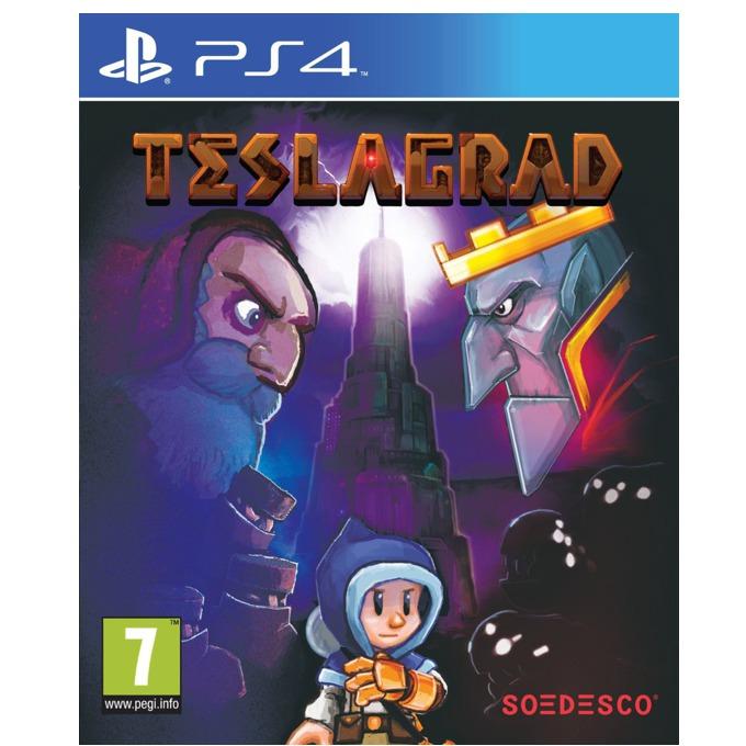 Игра за конзола Teslagrad, за PS4 image