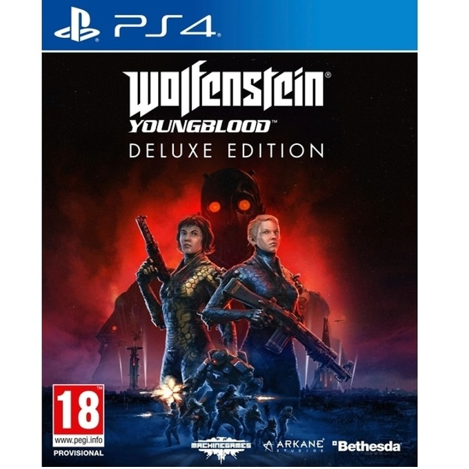 Wolfenstein: Youngblood Deluxe Edition, за PS4 image