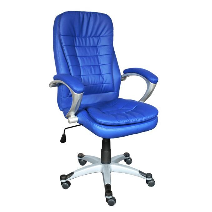 Директорски стол Carmen 6013, син image