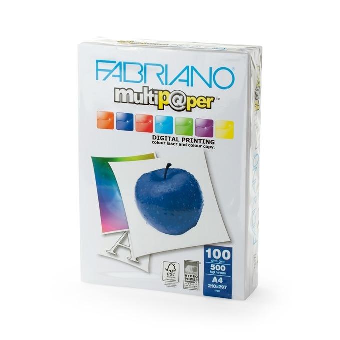 Fabriano Multipaper, A4, 100 g/m2, 500 листа product