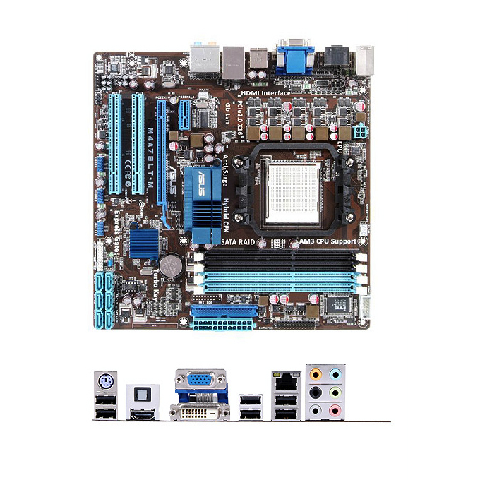 Asus M4A78LT-M AMD HDMI Linux