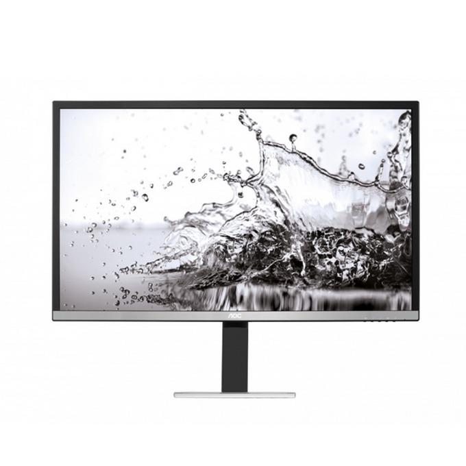 """Монитор AOC Q3277PQU, 32"""" (81.28 cm) AMVA панел WQHD, 4ms, 80 000 000:1, 300 cd/m2, DisplayPort, HDMI, DVI, VGA, USB image"""