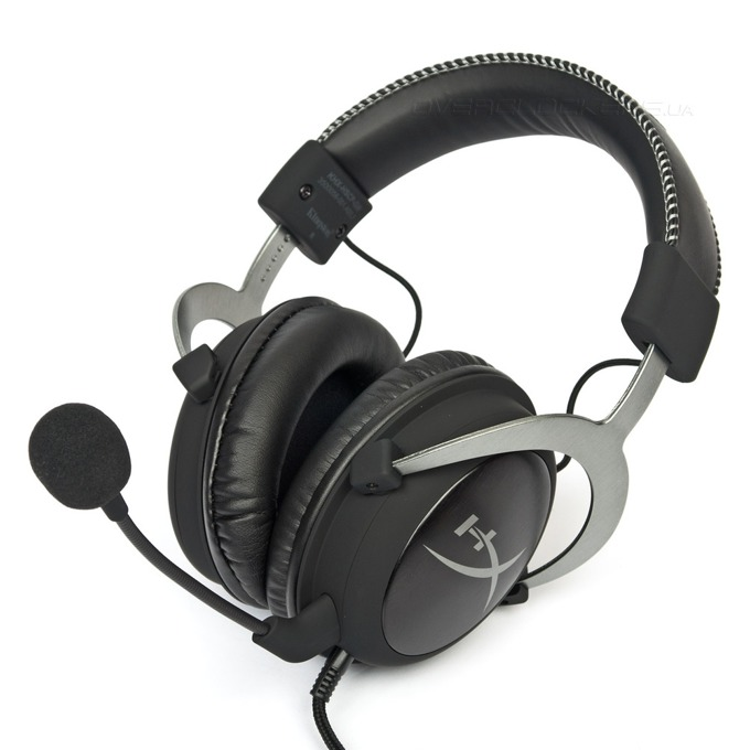 KIngston HyperX Cloud II Gunmetal KHX-HSCP-GM