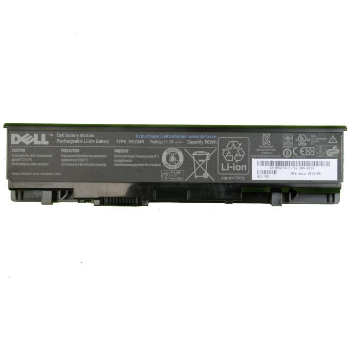 Батерия (оригинална) за Dell Studio 1535/36/37/55/58 - 6 cells image
