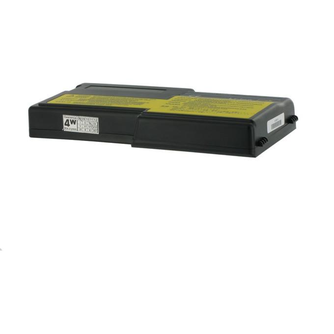 Батерия (заместител) за Lenovo ThinkPad R32/R40, 14.4V, 4400 mAh image