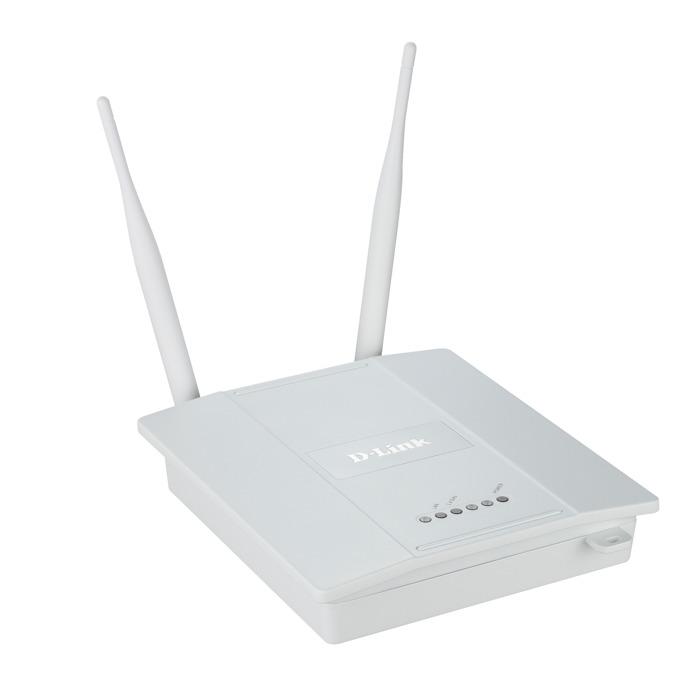 Access point/Аксес пойнт, D-Link DAP-2360, 2.4GHz, 300Mbps, 2 външни антени image