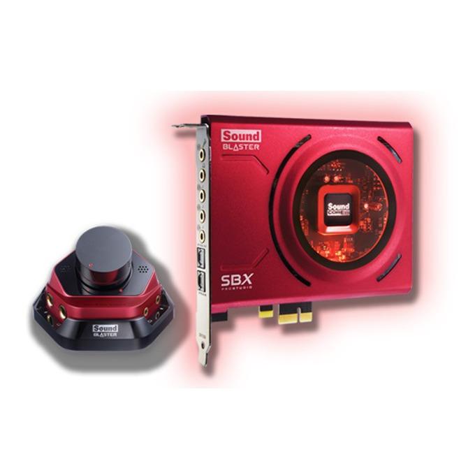 Звукова карта Creative Sound Blaster ZX, 116dB, с вграден микрофон image