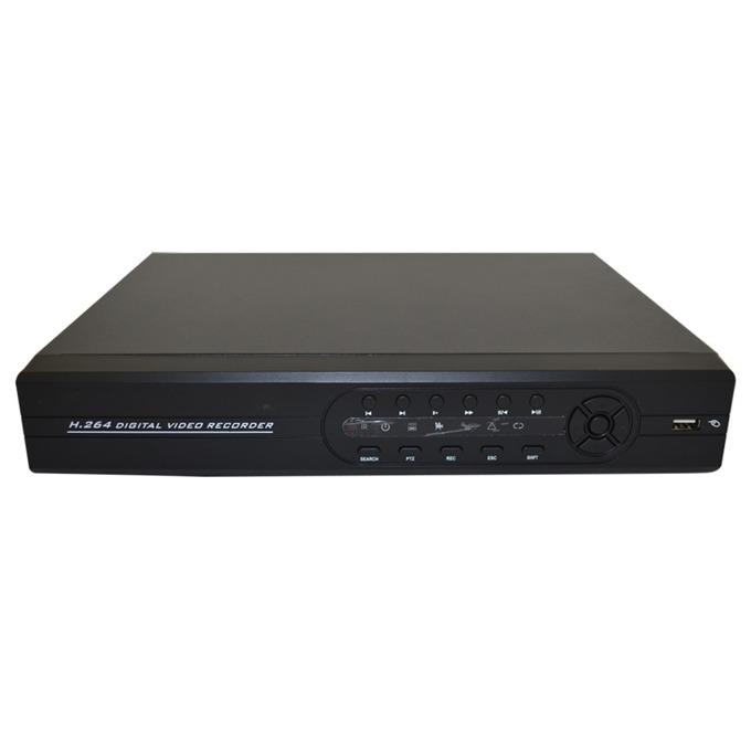 Аналогов видеорекордер (DVR) Privileg BE-3016, 16 канален, 960H, H.264, 2x SATA, HDMI, VGA, 2x USB, ALARM, AUDIO, 1x RJ45 100 Mbps image