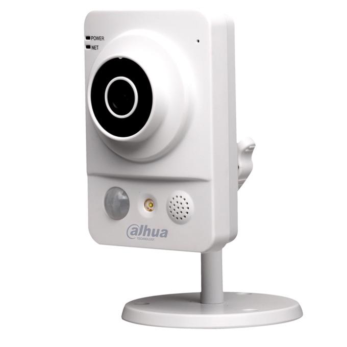 IP камера DAHUA IPC-KW100W-V2, 720, 1280x720, H.264, microSD, безжична, LAN image