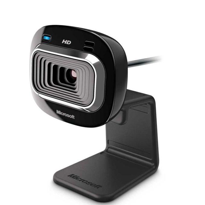 Уеб камера Microsoft LifeCam HD-3000, 1280x720, микрофон image