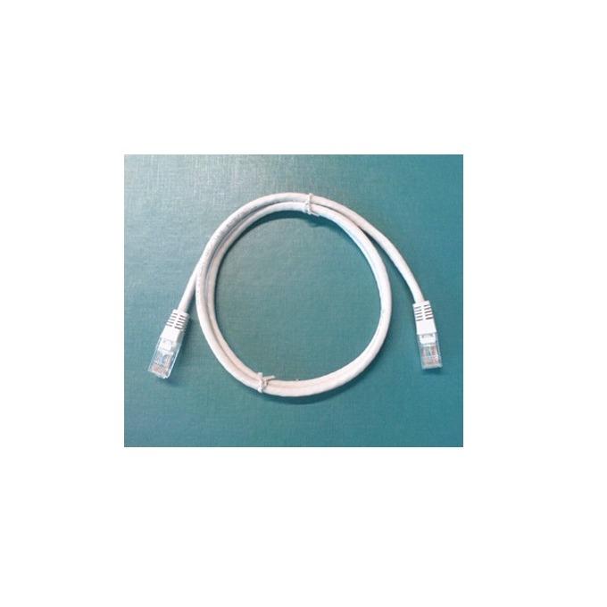 Пач кабел ACnetPLUS, UTP, Cat 6, 1m, сив image