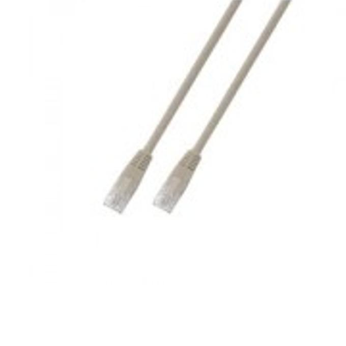 Пач кабел Data Optics, UTP, cat.5e, 1m, сив image