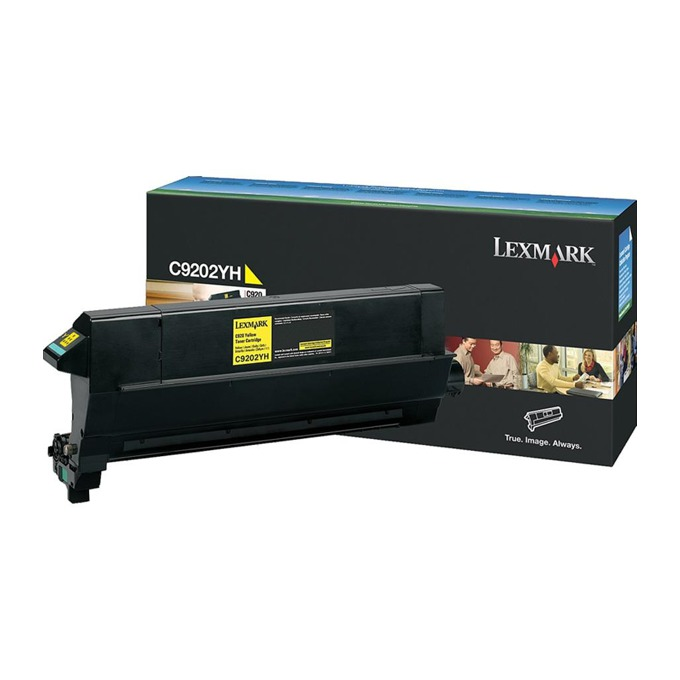КАСЕТА ЗА LEXMARK OPTRA C 920 - Yellow - P№ C920 product