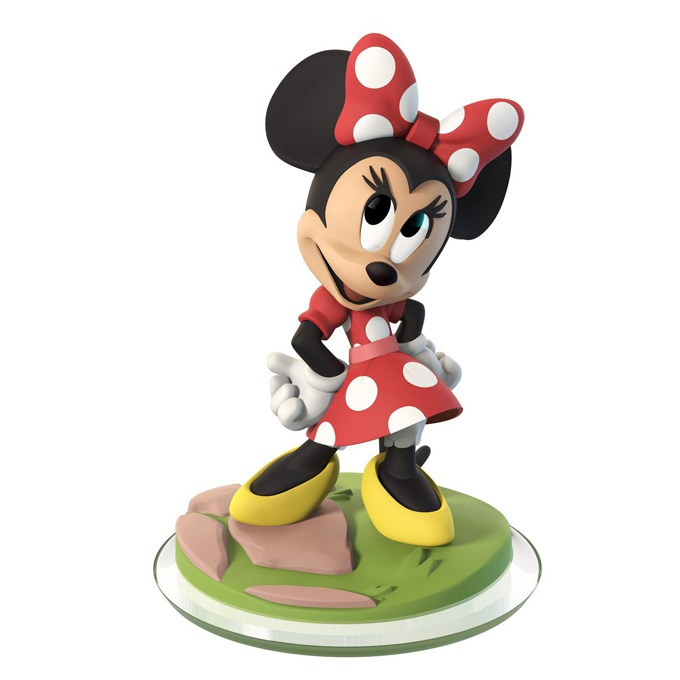 Фигура Disney Infinity 3.0: Minnie Mouse, за PS3/PS4, Wii U, XBOX 360/XBOX ONE, PC image