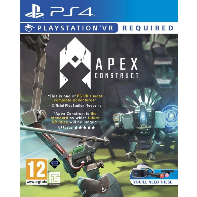 Apex Construct VR, за PS4 image