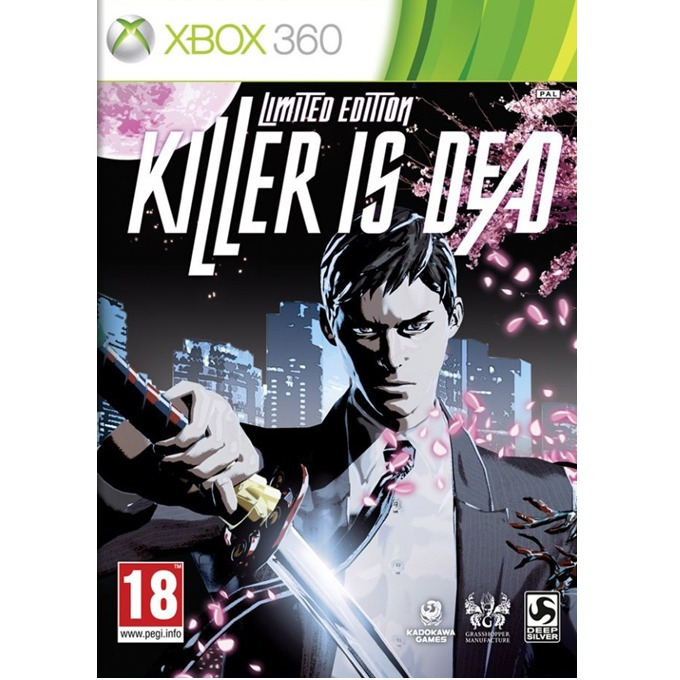 Killer is Dead Limited Edition, за XBOX360 image