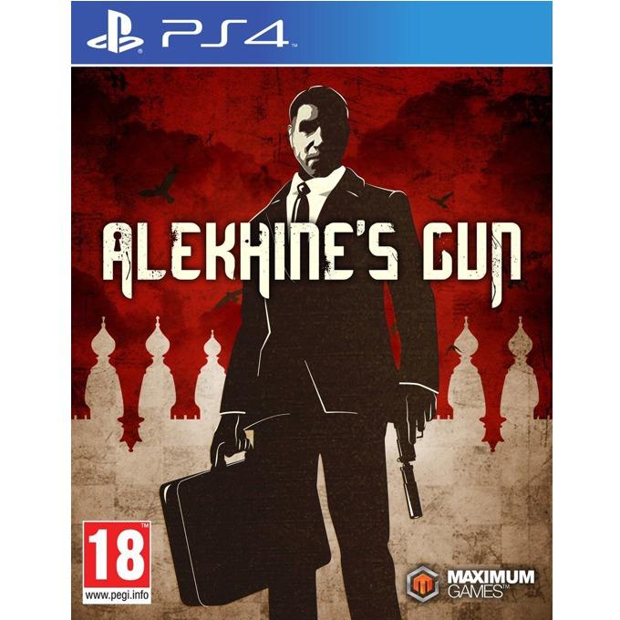 Игра за конзола Alekhines Gun, за PS4 image